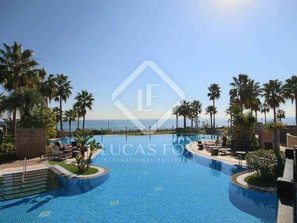 Apartment with 33 m² terrace for sale in Estepona