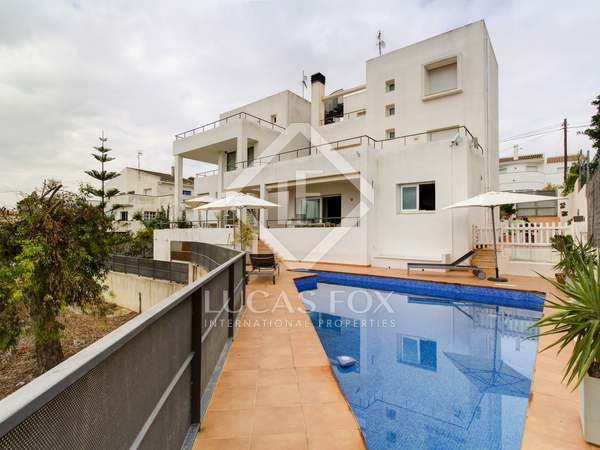 Casa / Vil·la de 618m² en venda a Eixample, Tarragona