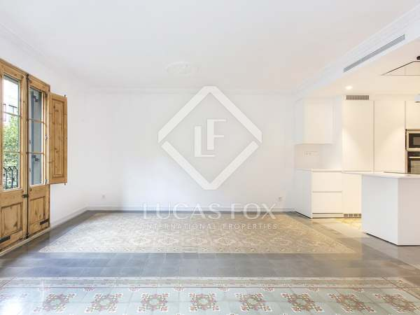 110m² apartment for sale in Eixample Left, Barcelona