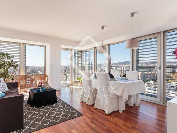 Piso de 100 m² con terraza de 33 m² en venta en Diagonal Mar