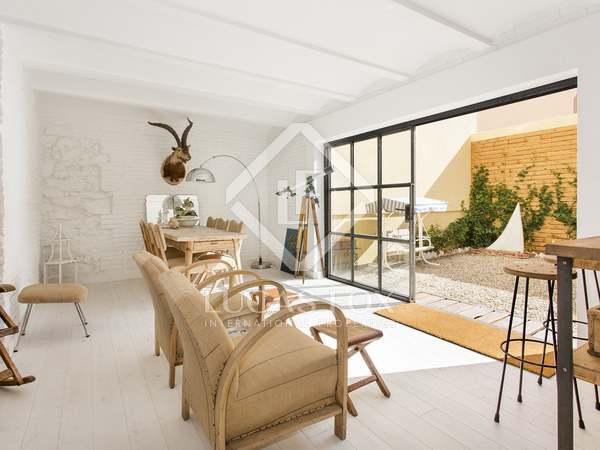 Apartamento de 200m² con jardín, en venta en Gràcia
