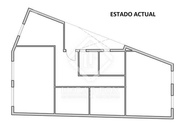 106 m² apartment for sale in Gran Vía, Valencia