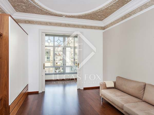 Excellent apartment to rent in the Eixample Right district
