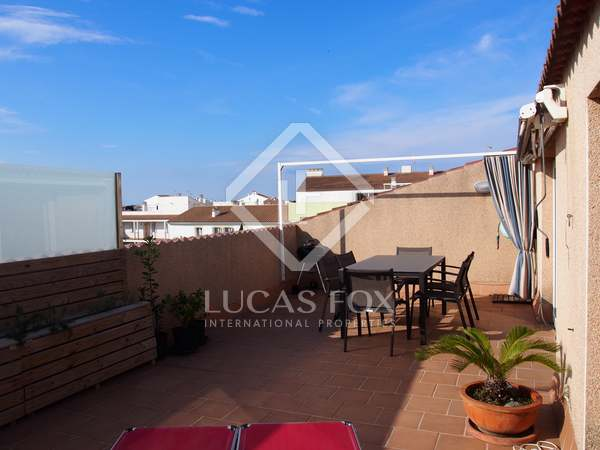 125m² Penthouse with 70m² terrace for sale in Ciudadela