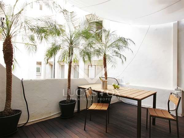在 哥特区, 巴塞罗那 90m² 整租 房子 包括 16m² 露台