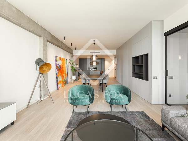 132m² Apartment for rent in Poblenou, Barcelona