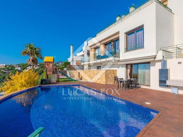 Huis / Villa van 310m² te koop in Lloret de Mar / Tossa de Mar