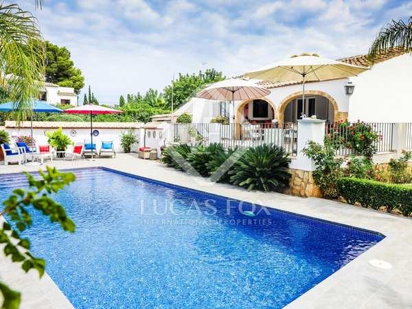 Maison / Villa de 248m² a vendre à Jávea, Costa Blanca