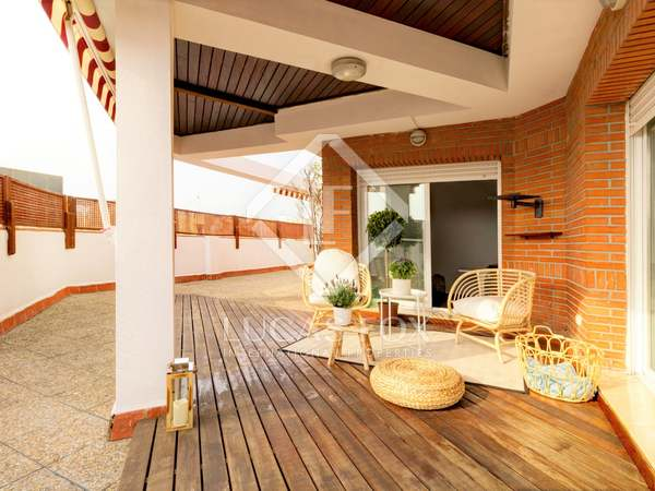 149m² Penthouse with 119m² terrace for sale in Tarragona City