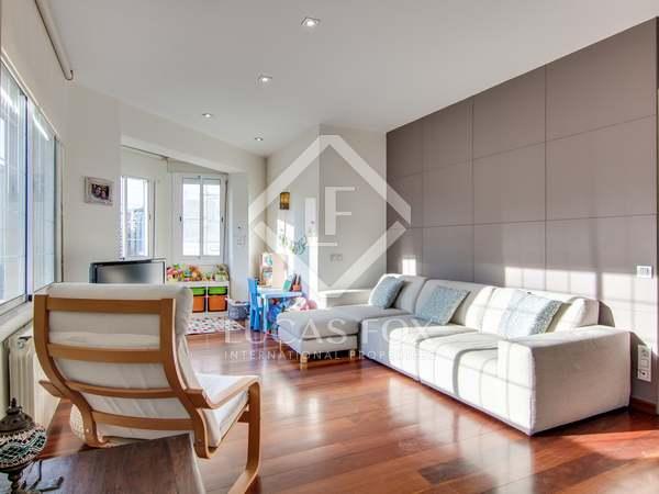 Piso con 58 m² de terraza en venta en Eixample Derecho