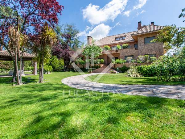 987m² House / Villa for sale in Pozuelo, Madrid