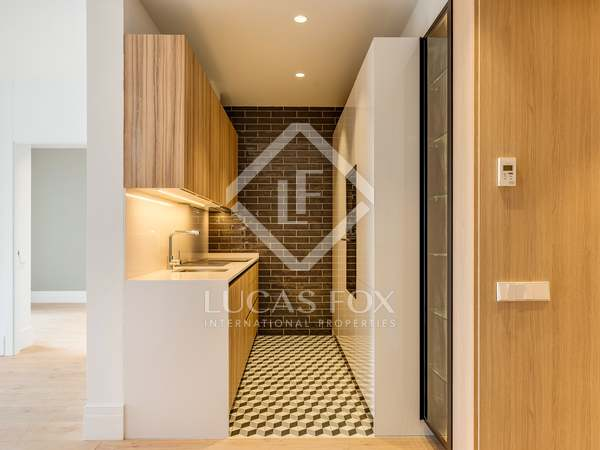 Brand new 84m² apartment for sale in Eixample Right