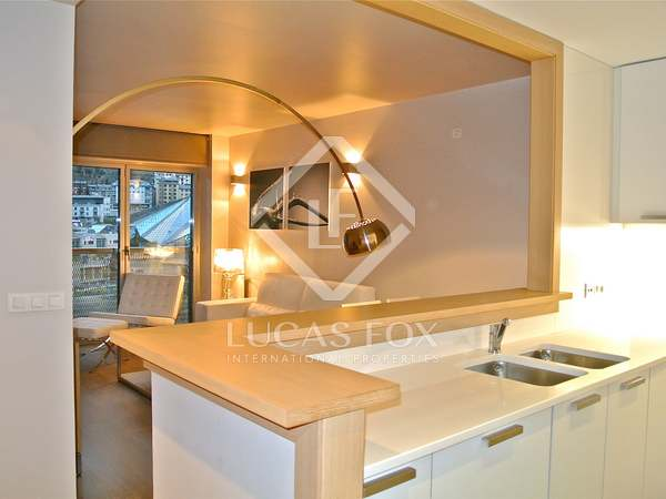 56m² Apartment for rent in Escaldes, Andorra
