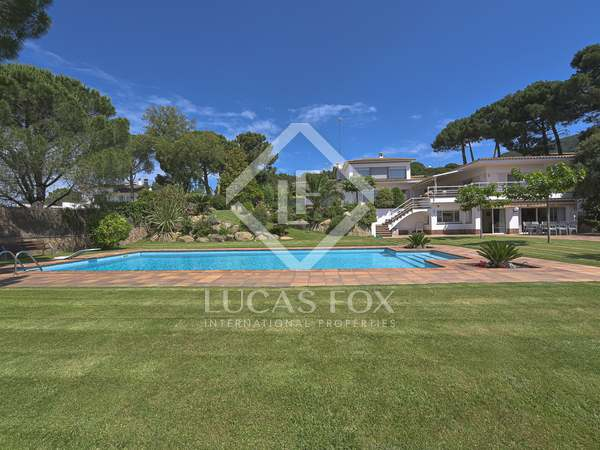 413m² House / Villa for sale in Platja d'Aro, Costa Brava