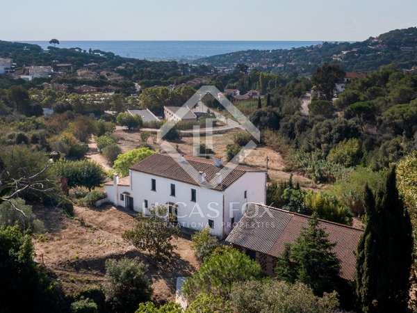 Huis / Villa van 1,000m² te koop in Cabrils, Barcelona