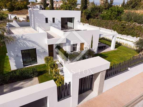 Villa de 224m² con 102m² de terraza en venta en Guadalmina