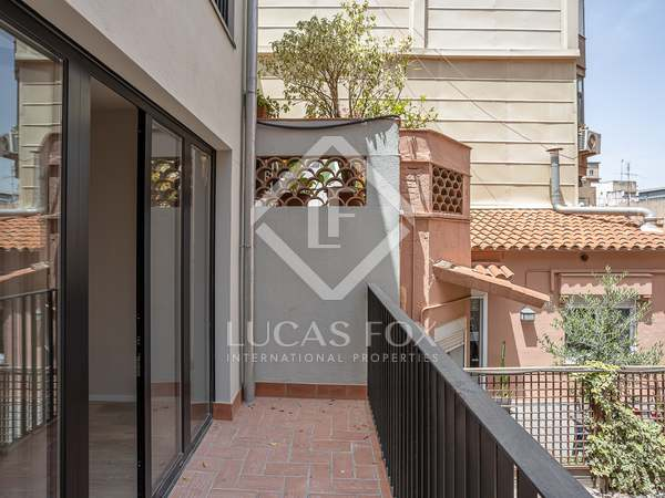 95m² Apartment with 6m² terrace for sale in Sant Gervasi - Galvany
