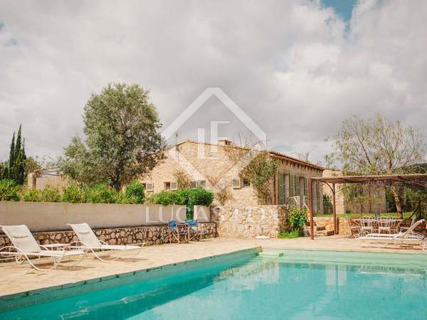 Country house for sale close to Artà, North East Mallorca