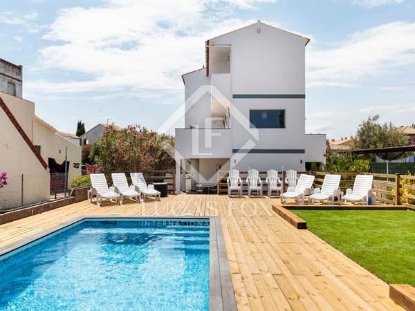 Huis / Villa van 214m² te koop in Sa Riera / Sa Tuna