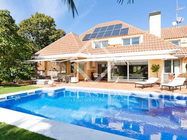 Huis / Villa van 512m² te koop in Sant Cugat, Barcelona