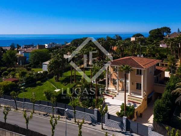 639m² House / Villa for sale in Alella, Barcelona