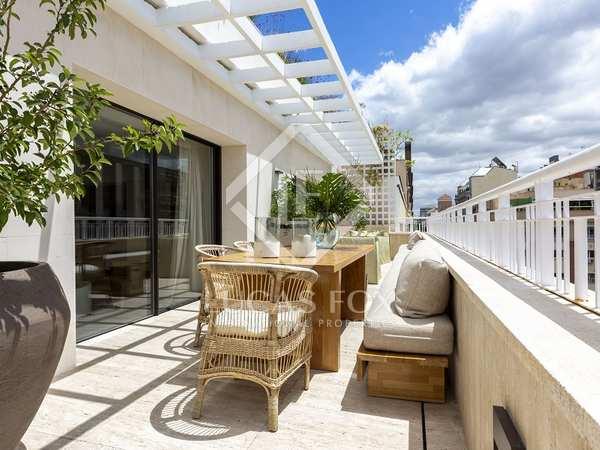 Penthouse van 688m² te koop met 180m² terras in Castellana