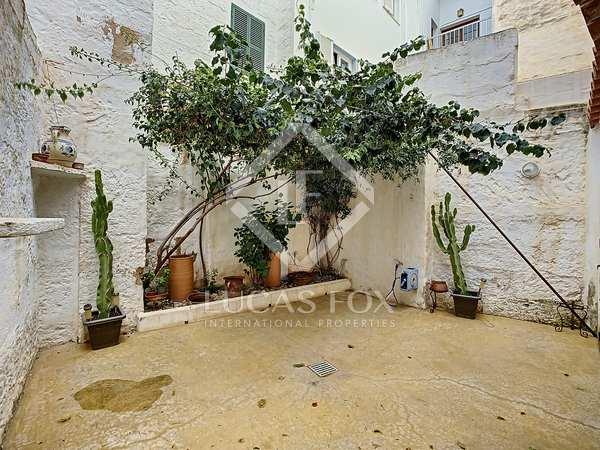 Casa de 310m² con 55m²de  terraza en venta en Ciutadella