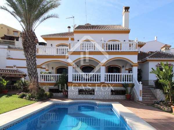 Huis / Villa van 342m² te koop in East Málaga, Malaga