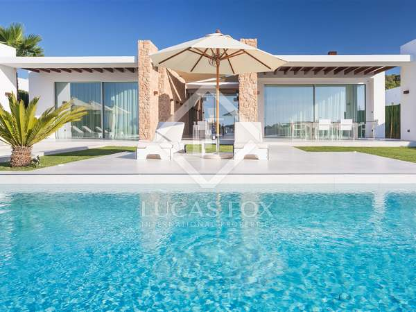 Spectacular property for sale in Cala Conta, San José, Ibiza