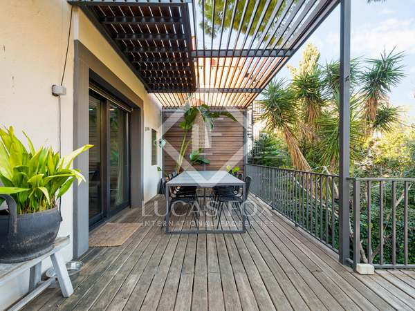183m² House / Villa with 207m² garden for sale in Sant Gervasi - La Bonanova