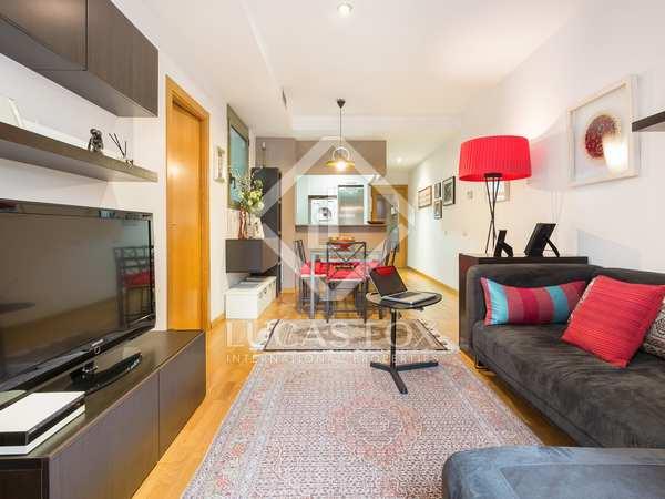 Appartement van 67m² te koop met 7m² terras in Gracia