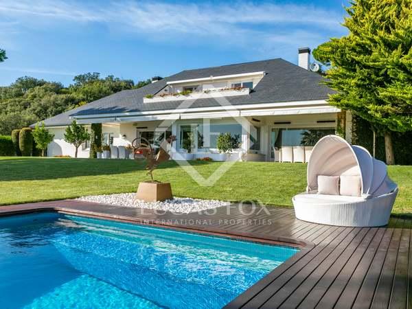 Villa de 652 m² en venta en Sant Andreu de Llavaneres