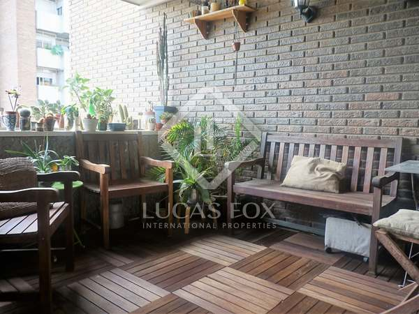 161m² Apartment with 10m² terrace for sale in El Pla del Real