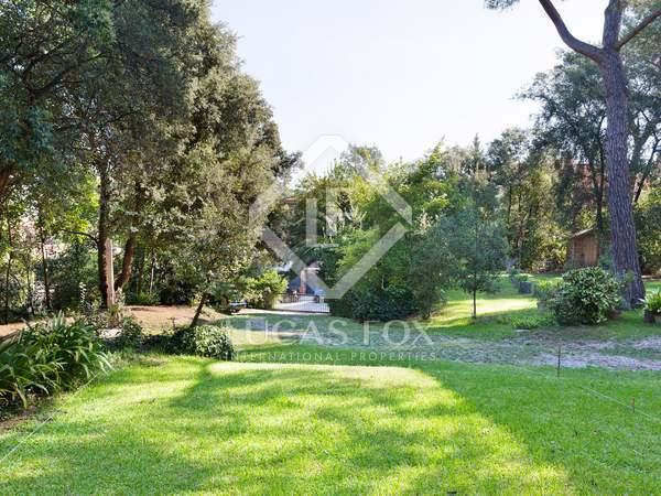 Terreno di 969m² in vendita a Sant Cugat, Barcellona