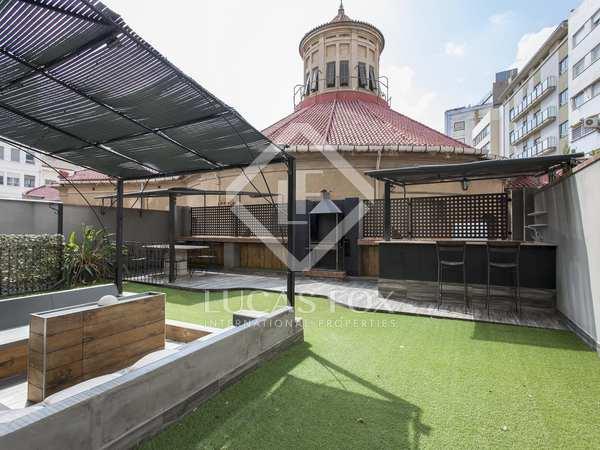 Appartement van 110m² te huur met 60m² terras in El Pla del Remei