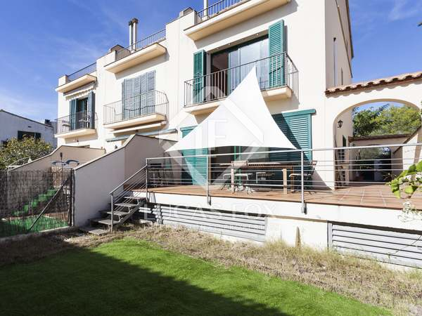 Beautiful 4-bedroom house for sale in Vallpineda, Sitges