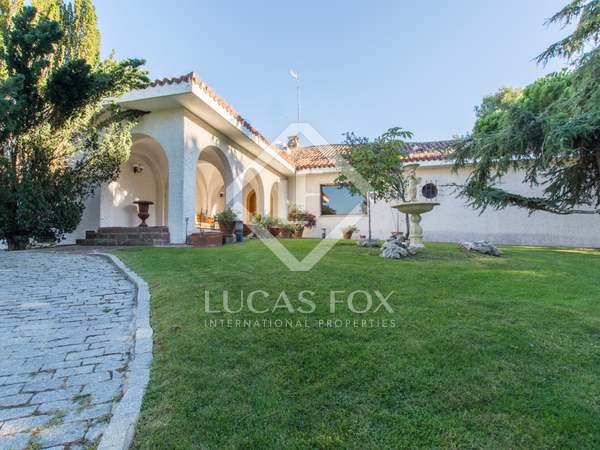 1,050m² House / Villa for sale in Pozuelo, Madrid