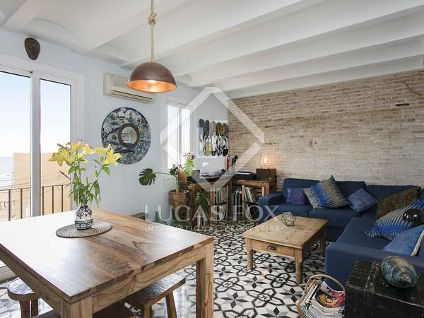 70 m² apartment for rent in Barceloneta, Barcelona
