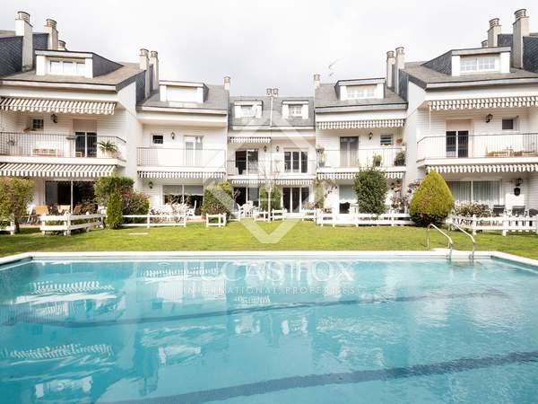 188m² House / Villa for rent in Sant Cugat, Barcelona