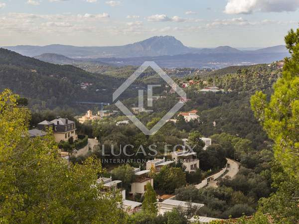 601m² Plot for sale in Vallvidrera, Barcelona