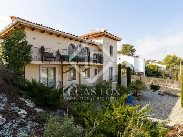 227m² villa for sale in Olivella, Sitges