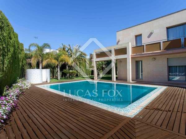 537m² modern villa for sale in Campolivar Godella, Valencia