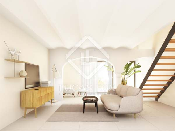 123m² Apartment with 40m² terrace for sale in Eixample Left