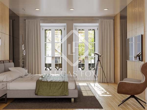 188m² Apartment with 7m² terrace for sale in Eixample Right
