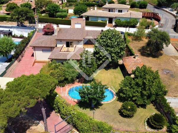 671m² House / Villa for sale in Platja d'Aro, Costa Brava