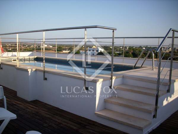 108m² Penthouse with 81m² terrace for sale in Ciudadela