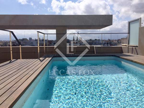 297m² Penthouse with 102m² terrace for sale in El Pla del Remei