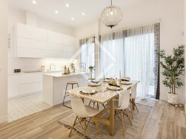 98m² Apartment with 45m² terrace for sale in Les Corts