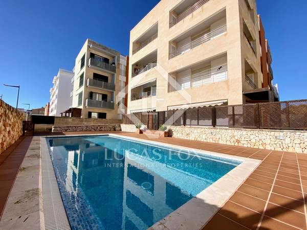 55m² Apartment with 40m² garden for sale in Ciudadela