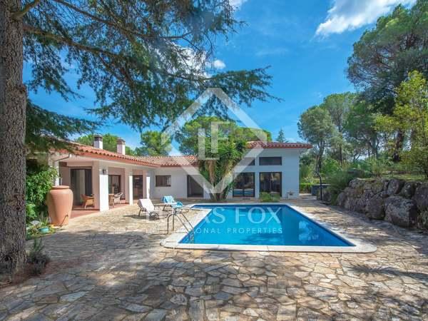 392m² House / Villa for sale in Santa Cristina, Costa Brava